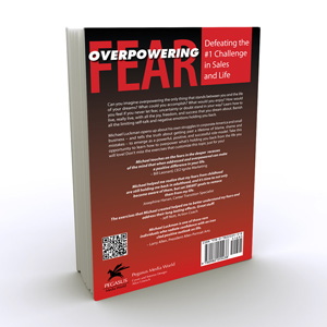Overpowering Fear Book Cover